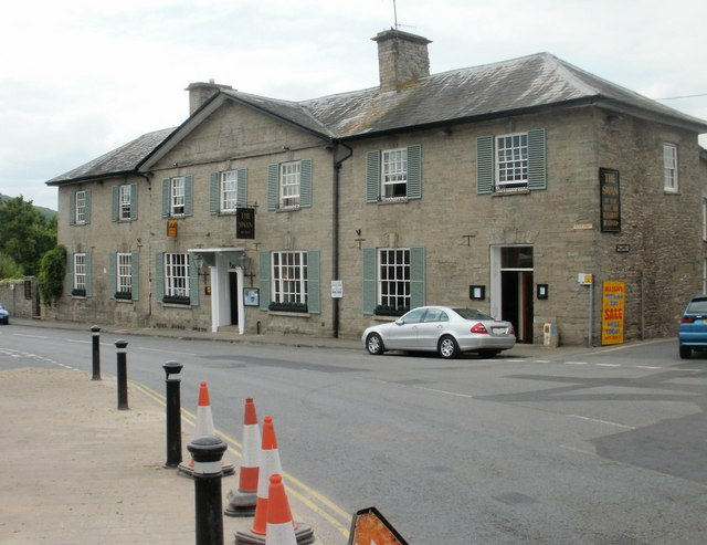 The Swan at Hay, Hay-on-Wye