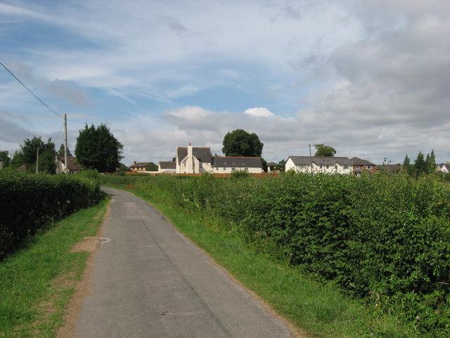 Church Lane, Marshfield