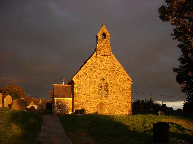 St Peter's Church, Little Newcastle