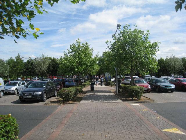 Hopwood Park services