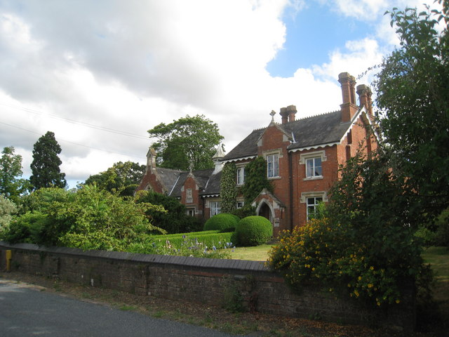 Former British School, Tibberton