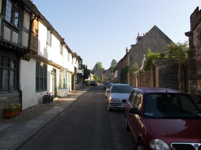 Abbey Street, Cerne Abbas
