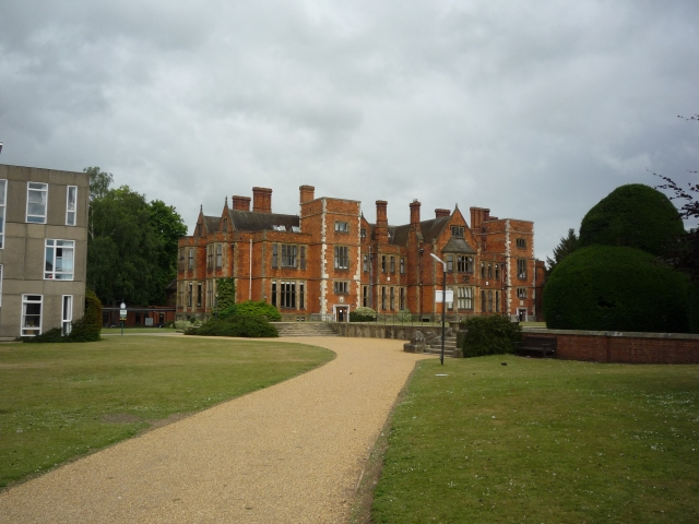 Heslington Hall & Derwent B block
