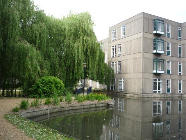 Langwith bridge and B block