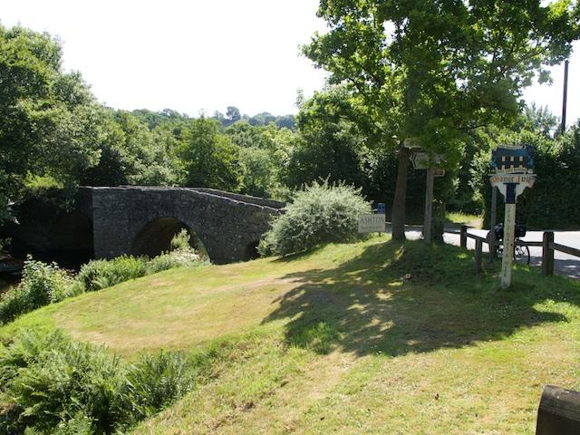 Spara Bridge, Ashton