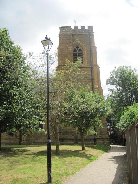 St Thomas Church Market Rasen