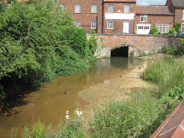 River to Church Mill