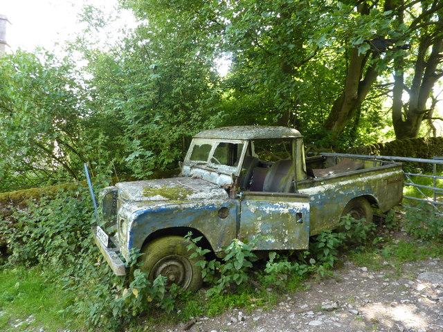 Land Rover, beyond redemption