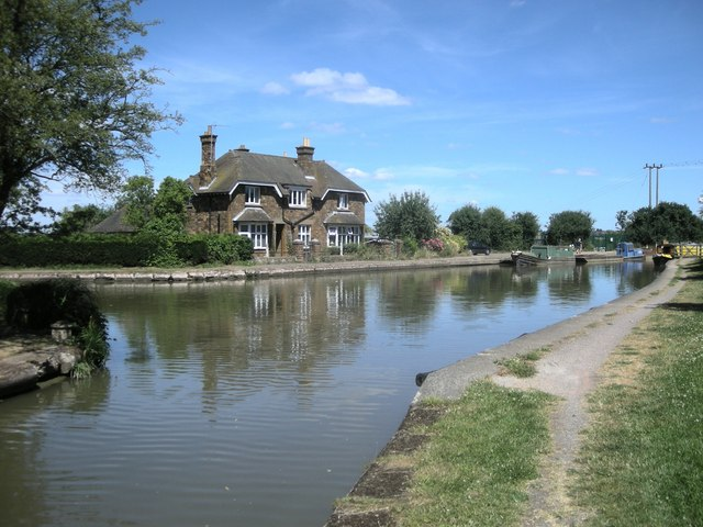 Grand Union Canal-Norton Junction