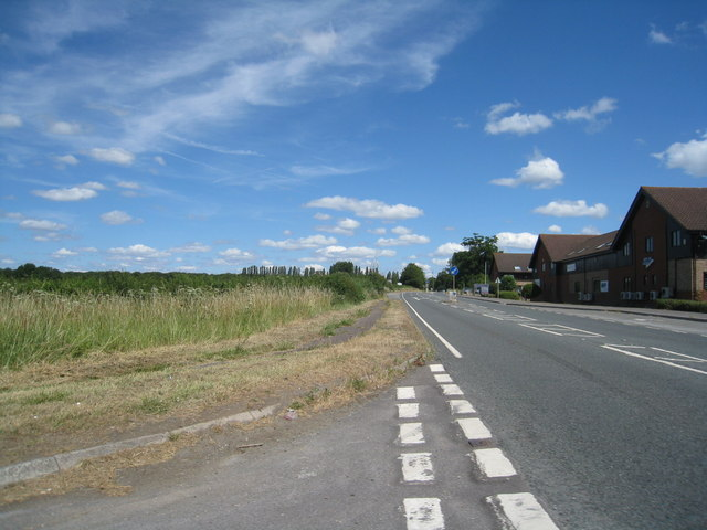 A30 at Murrell Green