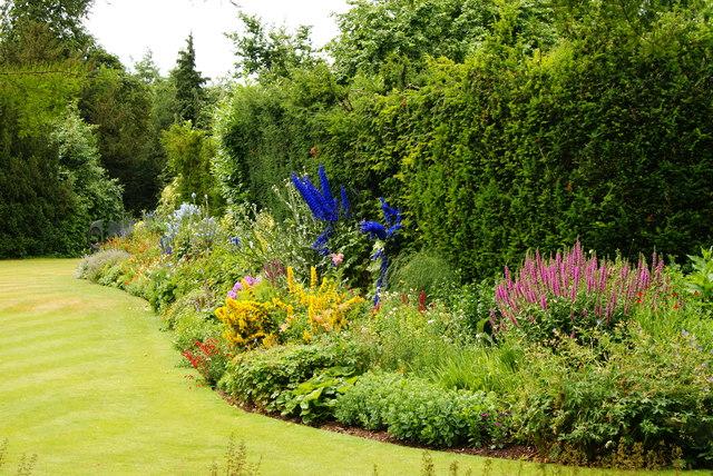 Clare College Gardens, Cambridge