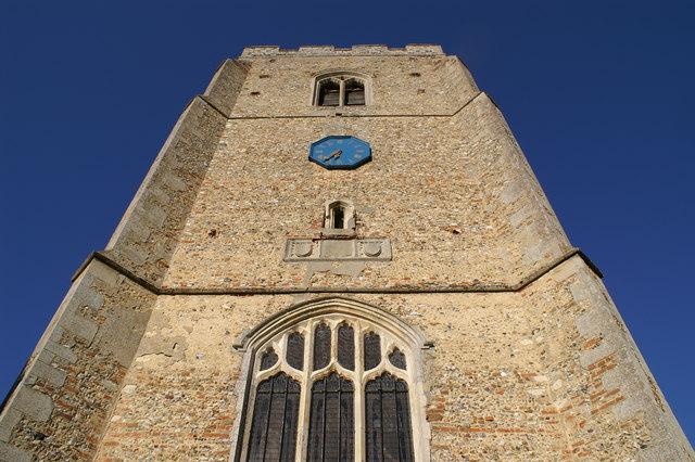 St Mary's Church, Belchamp Walter
