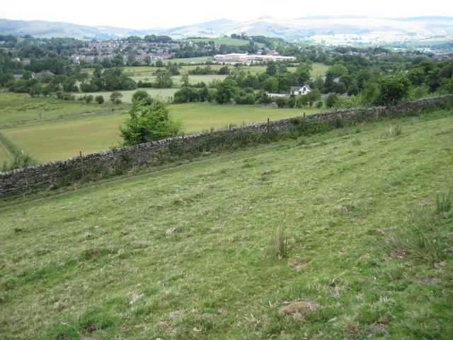 Towards Down Lee Farm and Chapel en le Frith