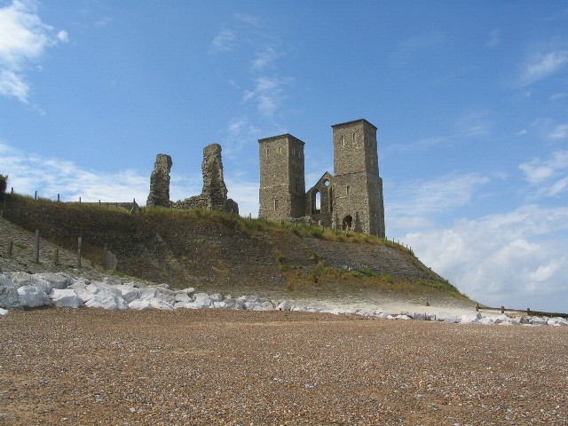 An array of towers, Reculver