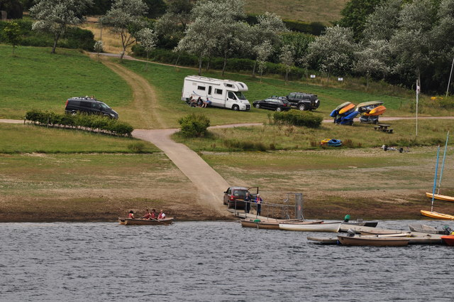 Exmoor : Wimbleball Lake - Boating
