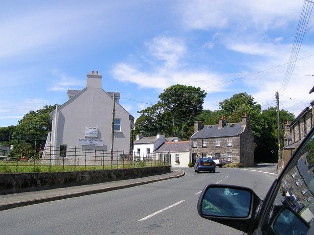 Ballabeg Corner