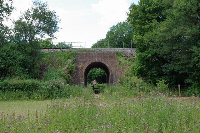 Railway bridge BTH3/328A