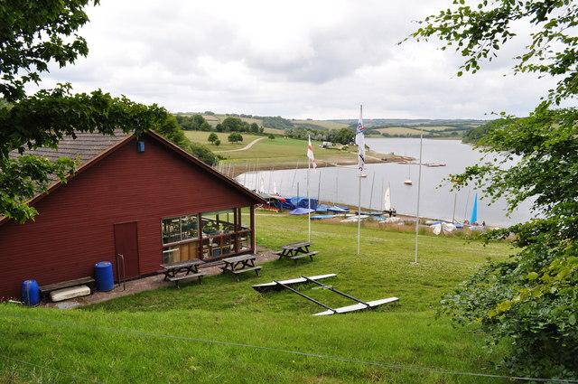 Exmoor : Wimbleball Lake & Sailing Club