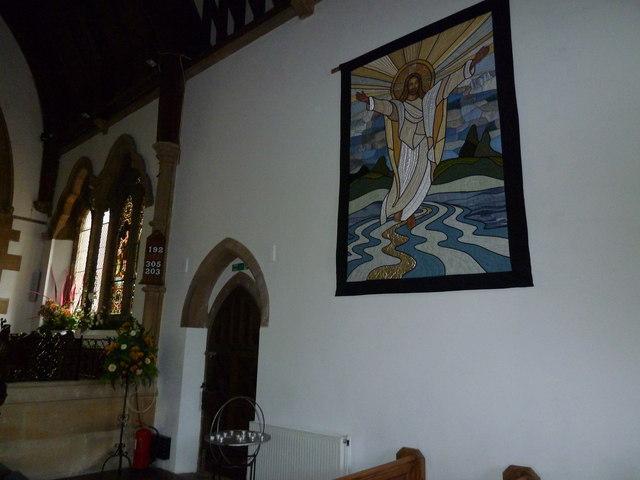 Inside St John's, Hythe (1)