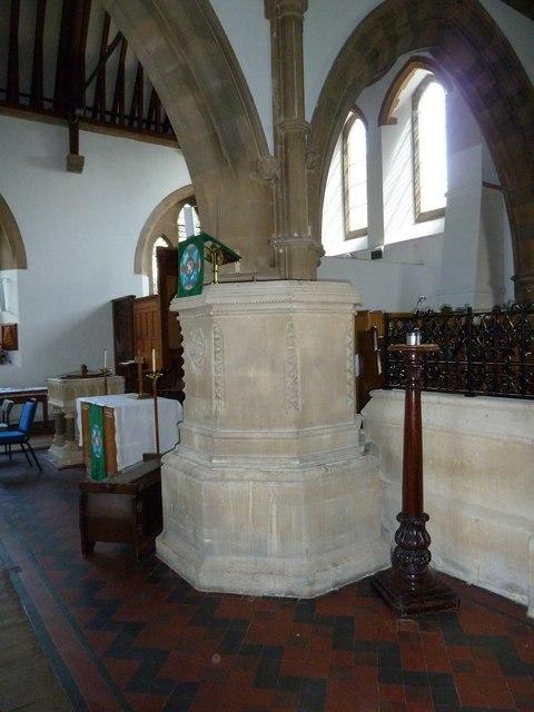 Inside St John's, Hythe (4)