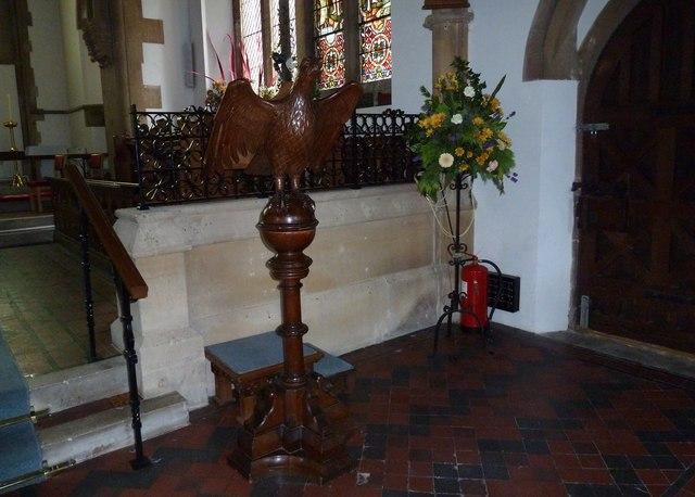 Inside St John's, Hythe (5)