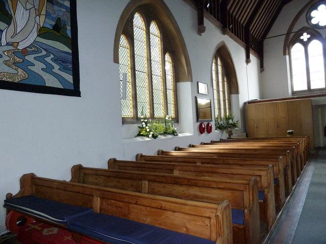 Inside St John's, Hythe (6)