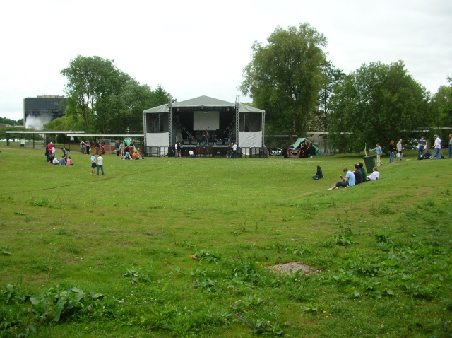 Woodstock stage 2005