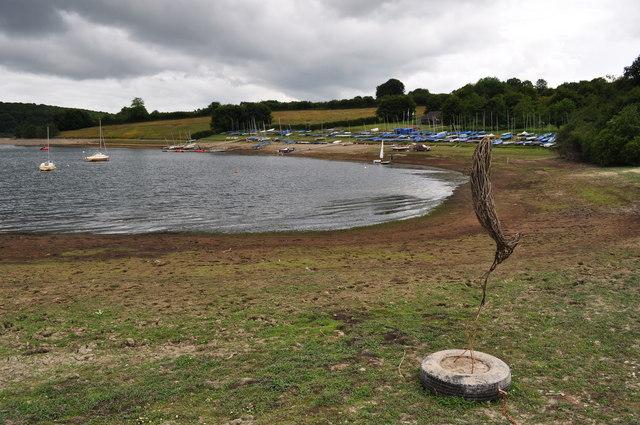 Exmoor : Wimbleball Lake - Wicker Fish & Sailing Club