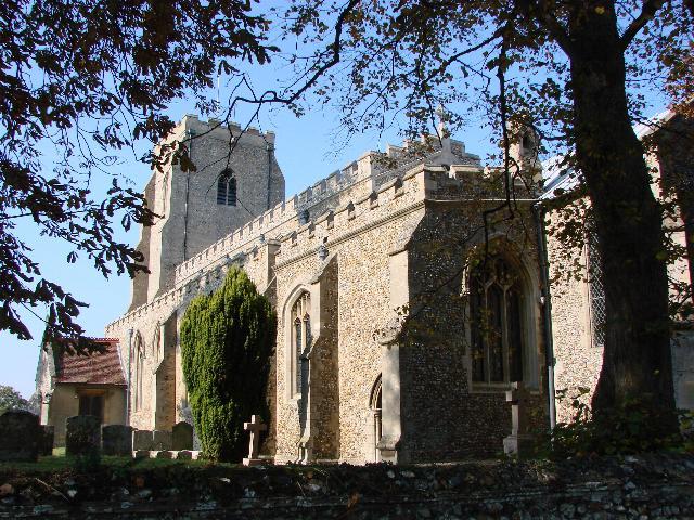 Fordham Parish Church