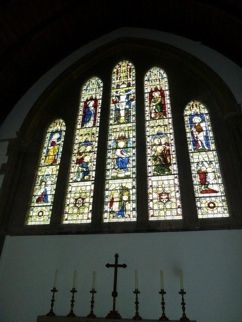 Inside St John's, Hythe (9)