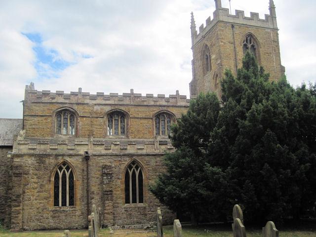 All Saints Church Tealby