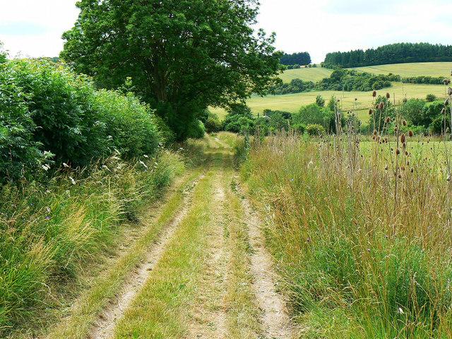 Track to Preston