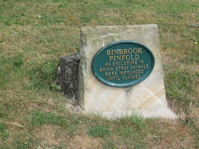 Site of Binbrook Pinfold