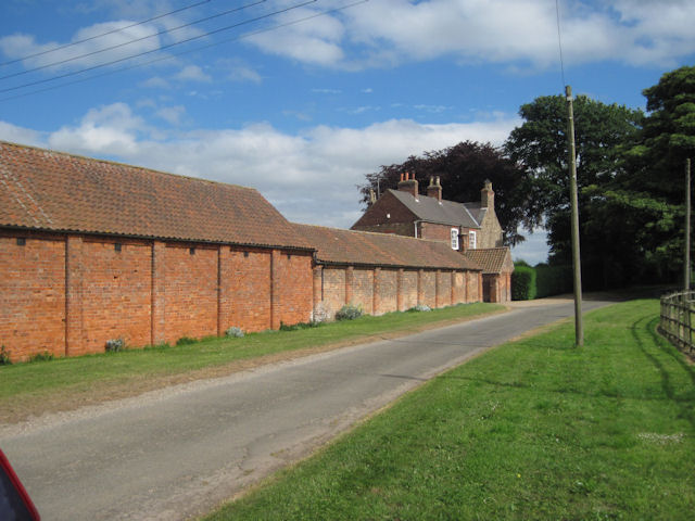 Cold Harbour Farm