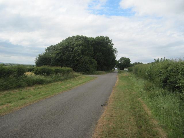 Road Junction to Swinhope