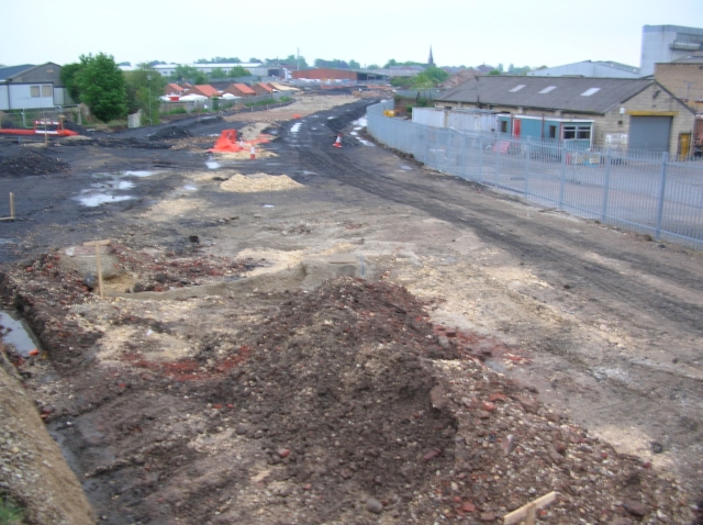 What became James Street