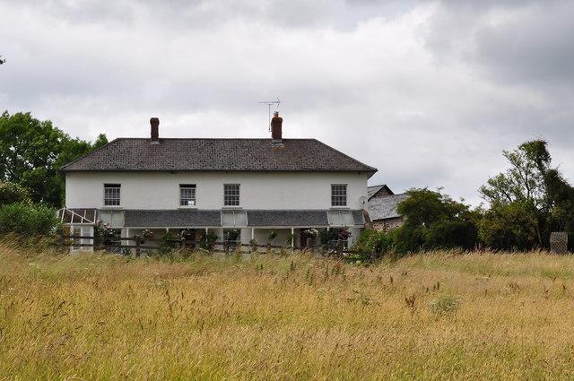 Exmoor : Hill Farm Farmhouse