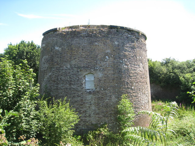 Martello Tower number 9, Folkestone