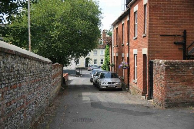 Church Hatch Downton