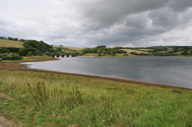 Exmoor : Wimbleball Lake