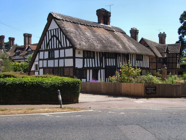 Cottage in Lindfield High street