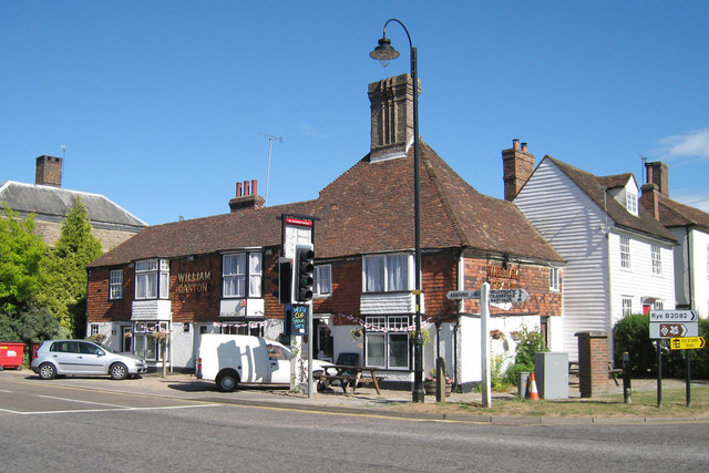The William Caxton, Tenterden