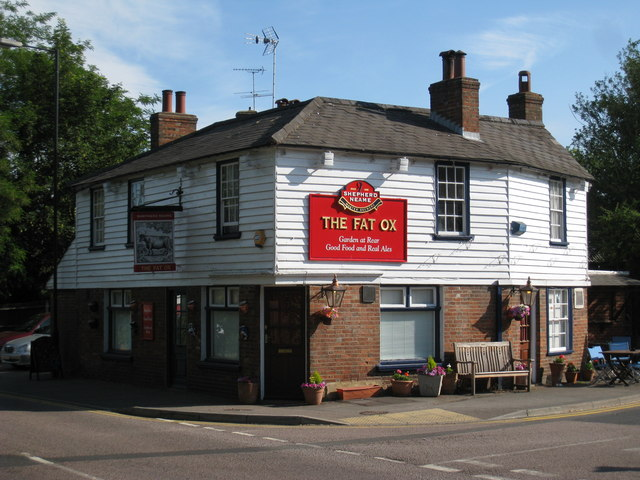 The Fat Ox, St Michaels