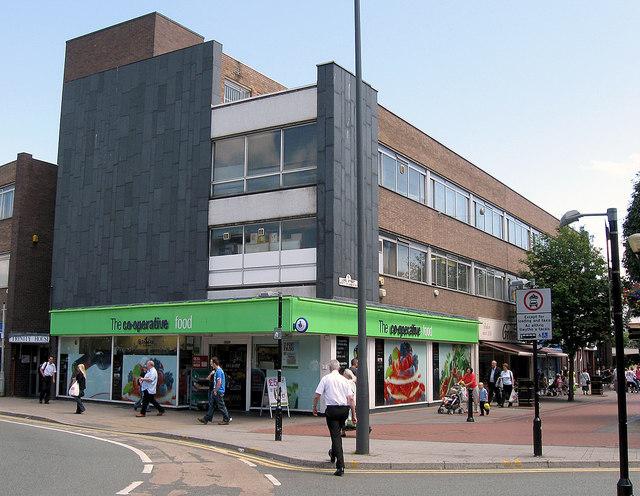 Co-operative Food Store, Wrexham