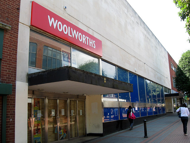 Former Woolworths Store, Wrexham