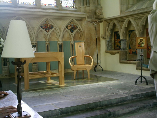 Bishop's Palace Chapel