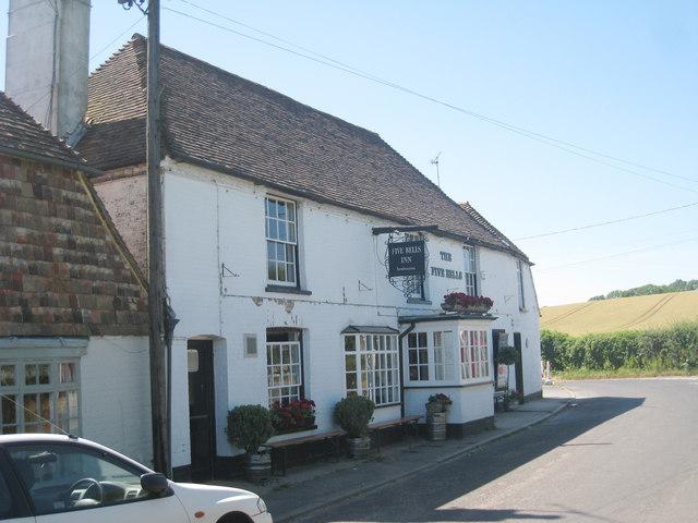 Five Bells Inn, Brabourne