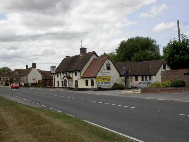 Corfe Mullen, The Coventry Arms