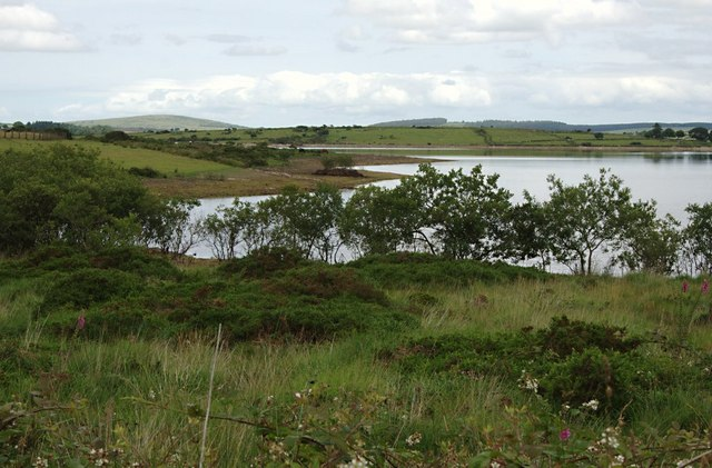 South End of Colliford Lake