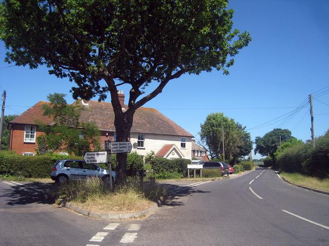 Hardres Court Road